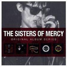 SISTERS OF MERCY ORIGINAL ALBUM SERIES 5 CD SET