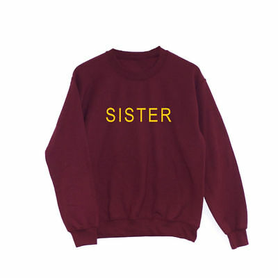 Family Sister Sweatshirt Siblings Gift