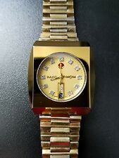 rado diastar mens wrist watch automatic