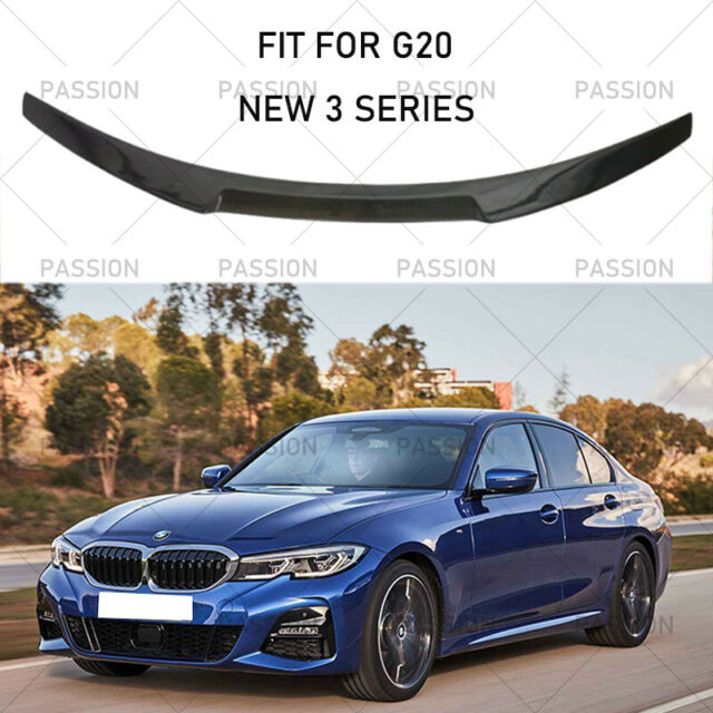 For 2019 2020 BMW 3 Series G20 330i M340i M4 Style Rear