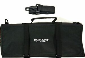 knife bag case storage ergo chef 11 pockets 17.5 x 9 inch #crzyj