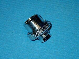Adapter Pressluft DIN G5/8 innen zu Pressluft DIN G5/8 außen, neu, %90