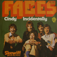 "FACES - CINDY INCIDENTALLY - SKEWIFF (MEND THE FUSE) 7""SINGLES (h403)"