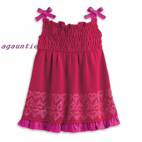 New American Girl Pretty Party Outfit DRESS ONLY Grace Isabelle Kanani McKenna