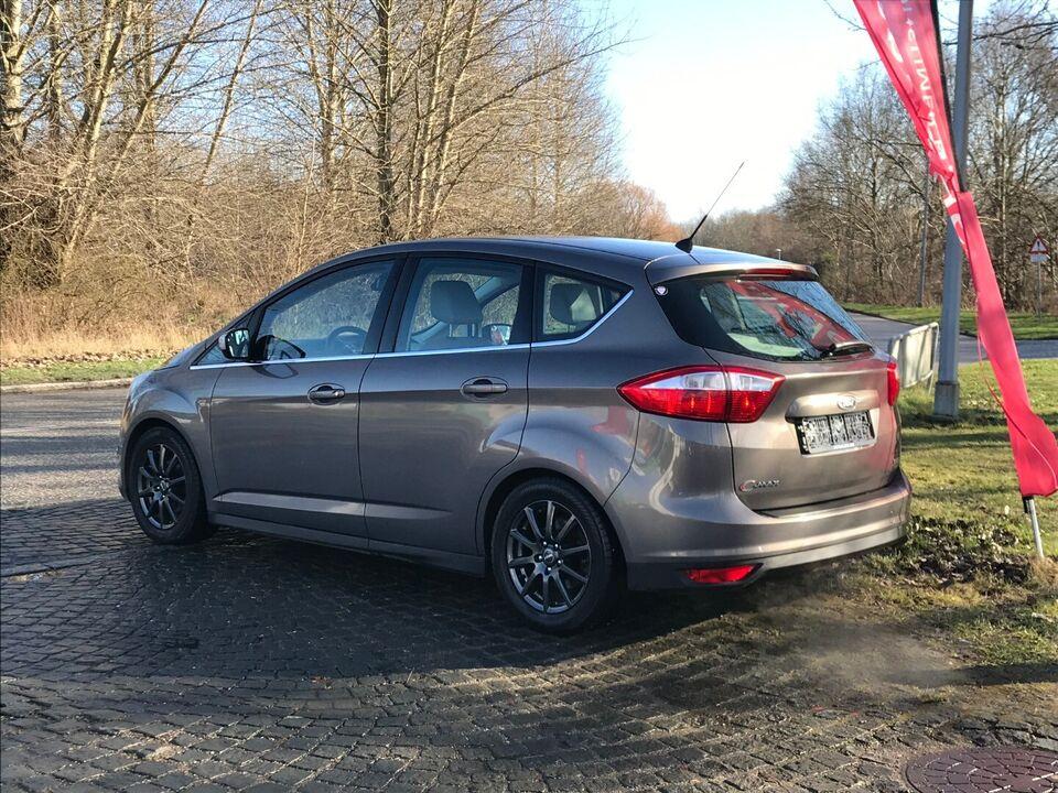 Ford C-MAX 1,0 SCTi 125 Titanium Benzin modelår 2013 km
