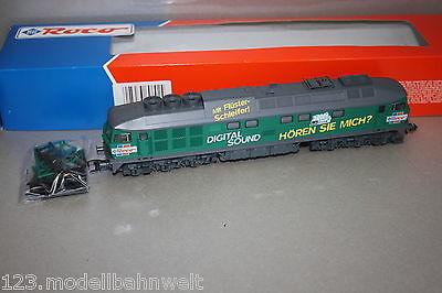 Roco 69692 Digital Diesellok Baureihe 232 Loksound Wechselstrom Spur H0 OVP