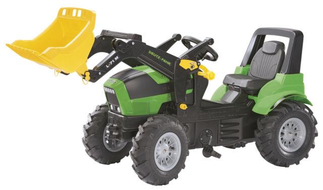 Rolly Toys Deutz-Fahr Agrotron X720 rollyFarmtrac (710133) inkl. Lader
