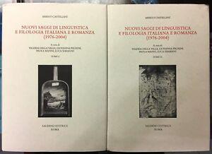 NUOVI-SAGGI-DI-LINGUISTICA-E-FILOLOGIA-ITALIANA-E-ROMANZA-1976-2004-2-VOL