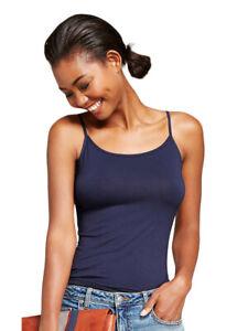 Vivian-039-s-Fashions-Cami-Curved-Neckline-Neckline
