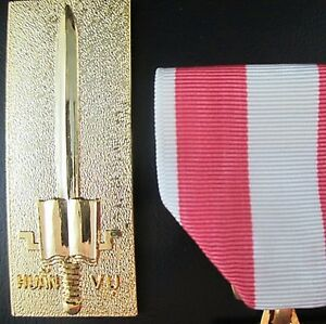 RVN-SOUTH-VIETNAM-TRAINING-SERVICE-MEDAL-AUSTRALIA-USA-ENLISTED-PERSONNEL-ORDER