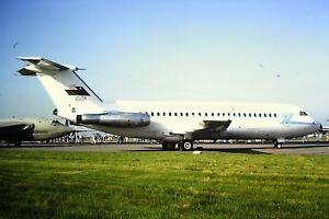 2-244-2-BAe-BAC-111-Saudi-Air-Force-Kodachrome-SLIDE