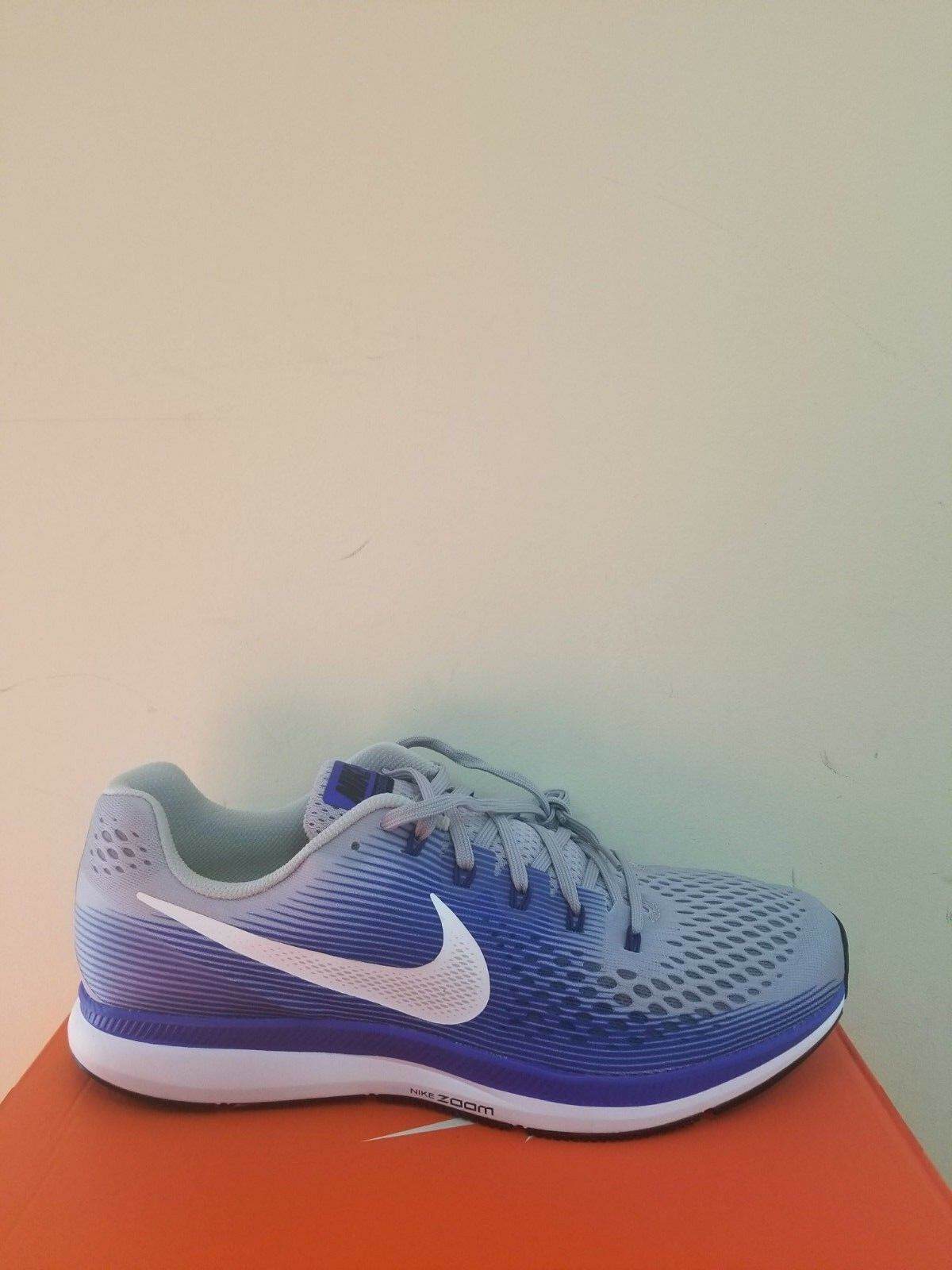 New Nike Men's Air Zoom Pegasus 34  Running shoes Size 13 NIB