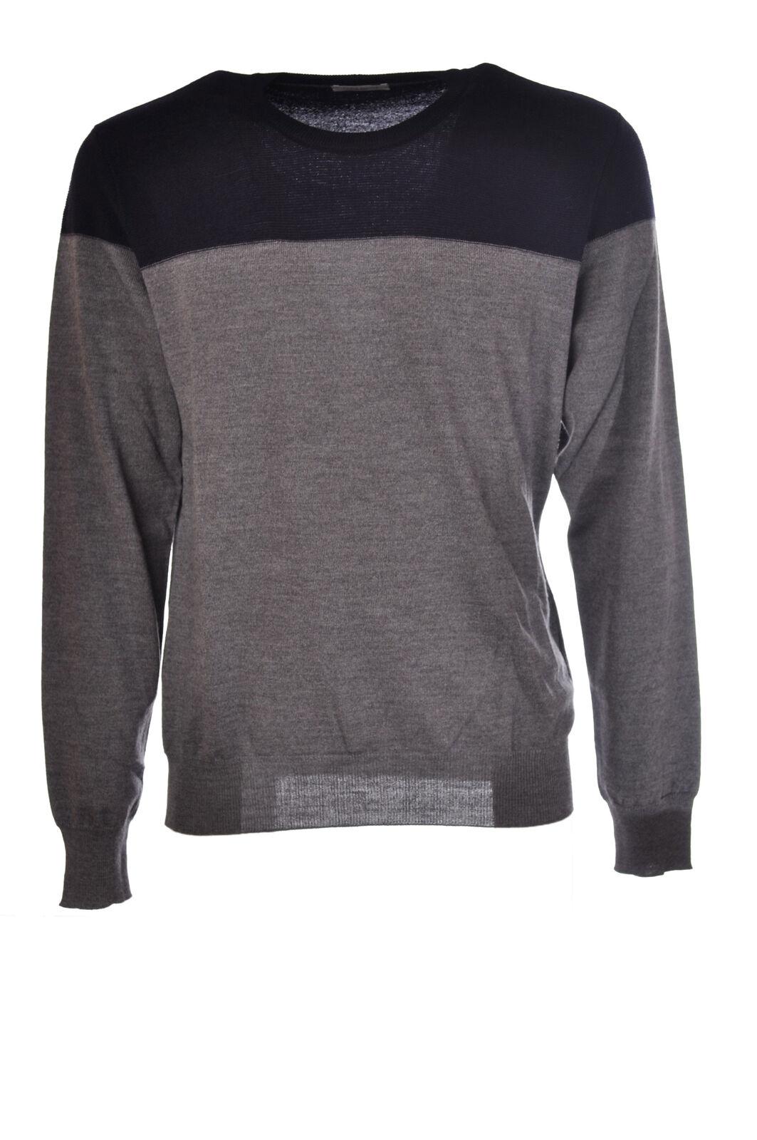 Paolo Pecora  -  Sweaters - Male - Blau - 2784030N174143