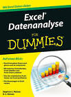 Excel Datenanalyse fur Dummies by Stephen L. Nelson, E. C. Nelson (Paperback, 2016)