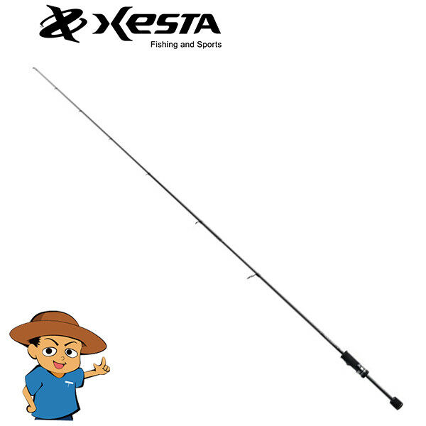 Xesta BLACK STAR 2nd GENERATION S69 6'9