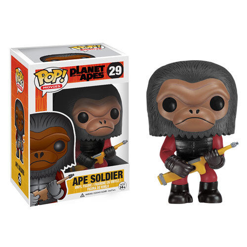 Funko Pop   Planet of the Apes 29 Ape Soldier