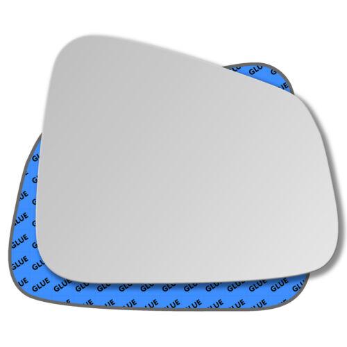 Derecha del pasajero cristal espejo exterior para Chevrolet Trax 2013-2019