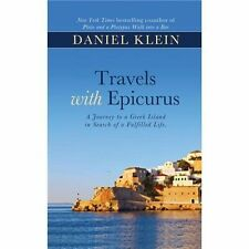 Travels with Epicurus: A Journey to a Greek Island in Search of a-ExLibrary