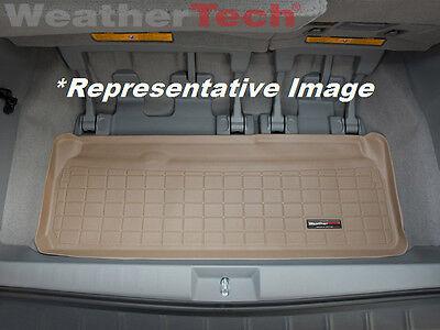 2001-2007 WeatherTech Cargo Liner Trunk Mat for Mercedes C-Class Wagon Tan