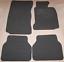 4 x PADS BMW E60 5 SERIES 03-10 ALL MODELS AUTO G//BOX GREY CAR MATS SET OF