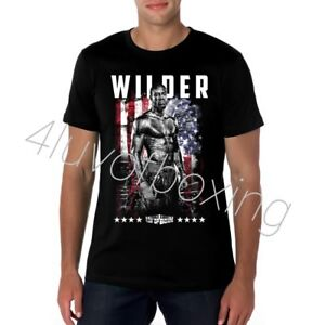 a274e8cc5ed2 Deontay Wilder Boxing BK Tee new 4LUVofBOXING Bomb Squad HW Champ ...