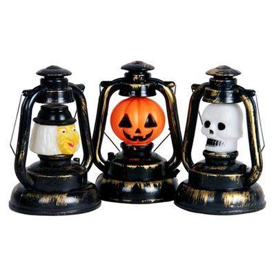 Halloween Running-horse Lantern Ghost Screaming Luminous Festival Decoration NZ