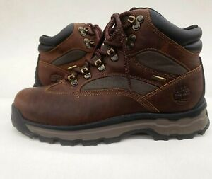 Details about MEN'S Timberland CHOCORUA TRAIL 2.0 WP gore tex HIKING BOOTS sample size 9 brown