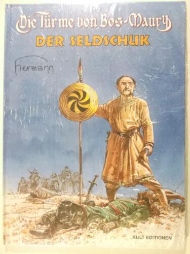 Auswahl = Hermann Die Türme von Bos-Maury #  1-10 13 14 15 NEUWARE Kult