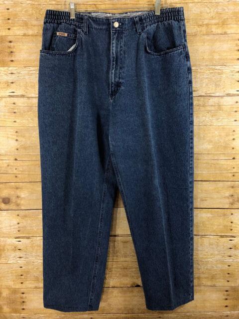 Gitano Size 18 Women's Blue Jeans 100% Cotton 40