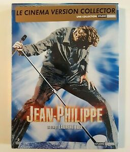 JOHNNY-HALLYDAY-amp-LUCHINI-COLLECTOR-2-x-DVD-NEUFS-034-JEAN-PHILIPPE-034