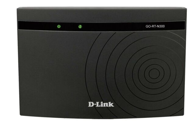 D-Link GO-RT-N300/E Wireless Easy Router