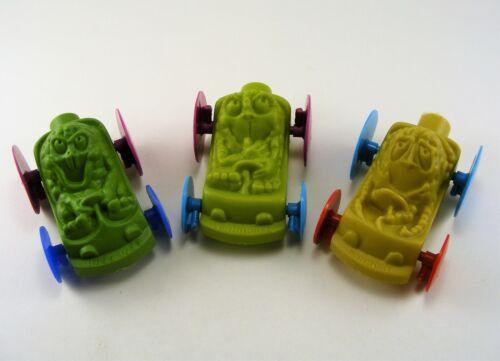 Cowmumble Boss Moss Hamhose Freakies Cereal Premium Balloon Cars Lot