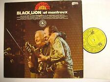 """BLACK LION ALLSTARS """"AT MONTREUX"""" LP"""