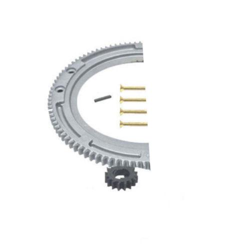 STARTER CORONA ALLUMINIO Fissaggio per Briggs /& Stratton motore 28m707 28m706 PIGNONE