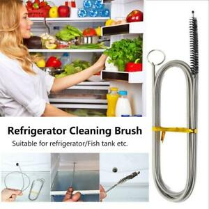 Refrigerator-Drain-Brush-Stainless-Steel-Hose-Cleaner-Brushes-Tool-for-Kitc