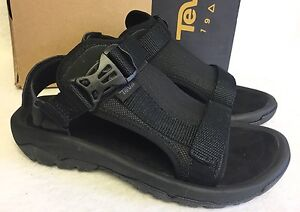 67f3a6f8139 TEVA HURRICANE VOLT Black SPORT WATER SANDALS WOMEN S sizes 1015225 ...