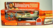 Matchbox Adventure 2000 Serie K-2002 Flight Hunter top in Box