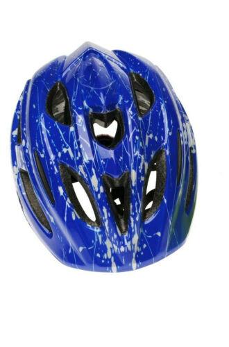NEW Muddyfox Spark Cycle Bike Cycling Helmet Junior Kids Childs Boys S 48-53cm