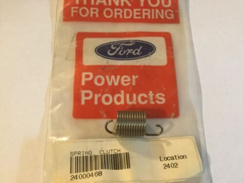 Ford Power Products Tractor Clutch Spring
