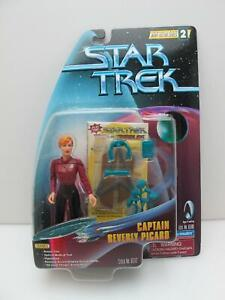 Star Trek Warp Factor Series Captain Beverly Picard Action Figure Playmates 1997