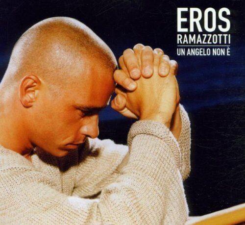 Eros Ramazzotti | Single-CD | Un angelo non è (2000)