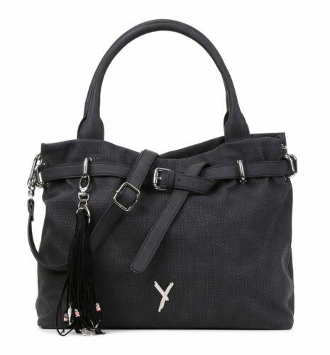 SURI FREY Romy Basic Shoulder Bag L Schultertasche Tasche Black Schwarz