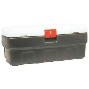 HonnêTe Rubbermaid 11920138 Action Packer Cargo Box, 48-gallon-afficher Le Titre D'origine