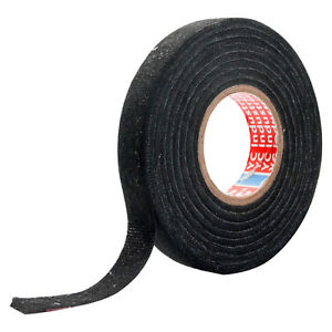 9-15-19mmx15-25mm-Tape-Roll-Cloth-Cinta-de-Tela-Aislante-para-Cableado-Electrico