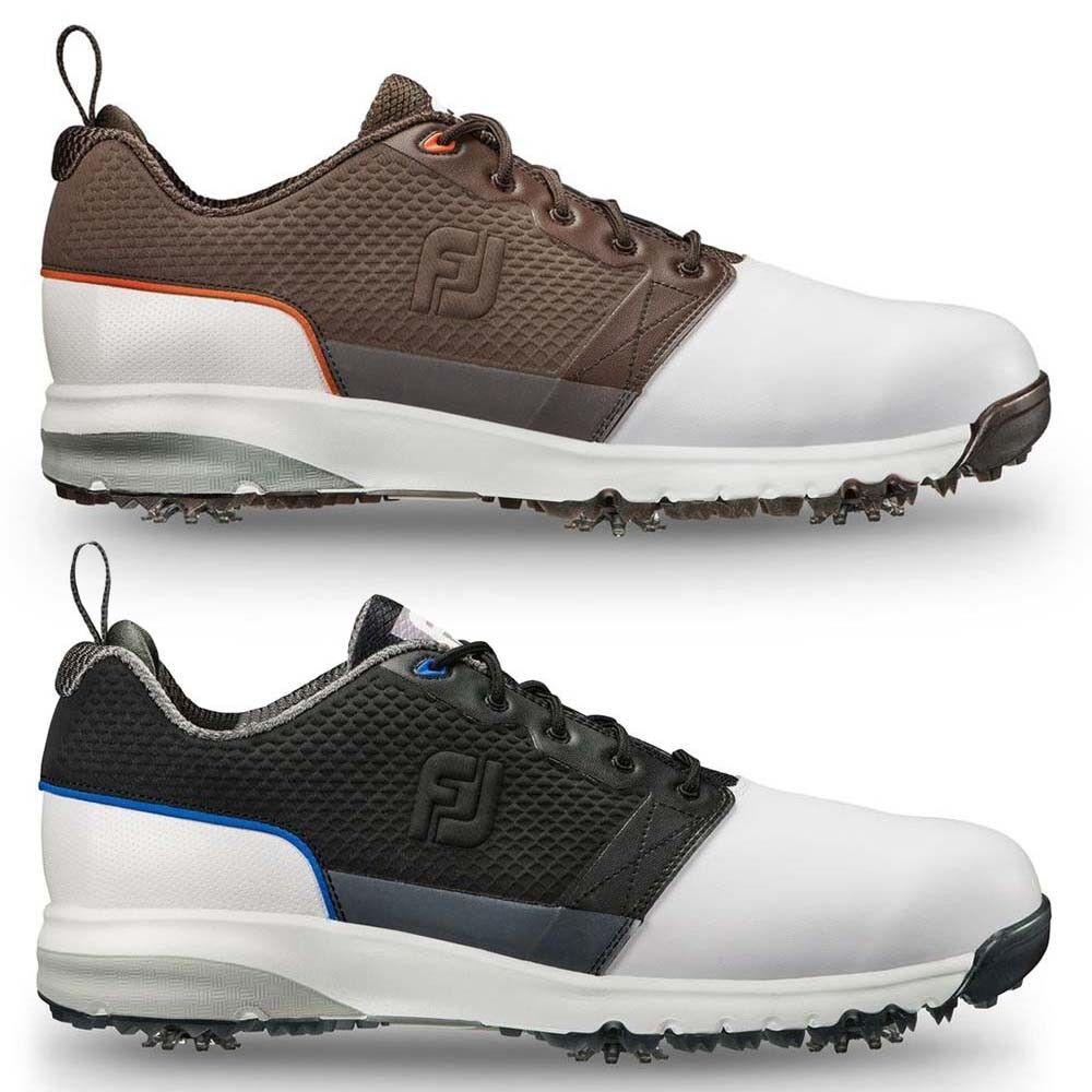 FootJoy Contour Fit Golf Shoe White