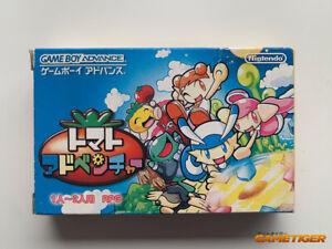 TOMATO-ADVENTURE-GBA-Nintendo-Game-Boy-Advance-JAPAN