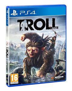 Troll-et-I-PS4-Neuf-Scelle
