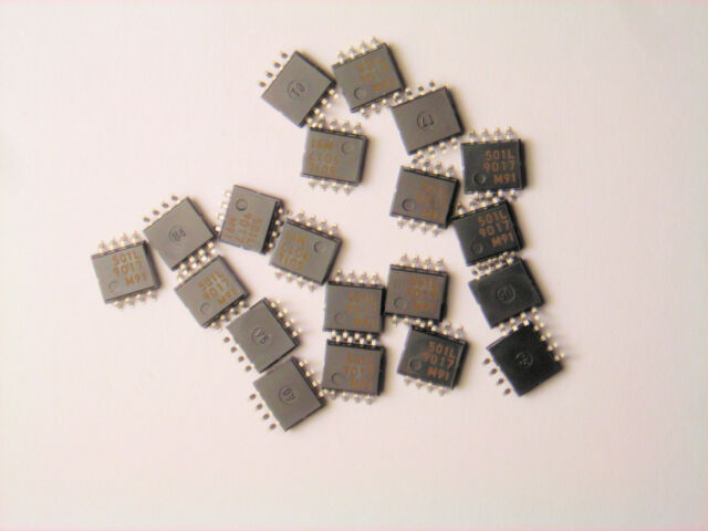 5PCS MC12080DR2G MC12080 IC PRESCALER SINGLE 1.1GHZ 8SOIC NEW