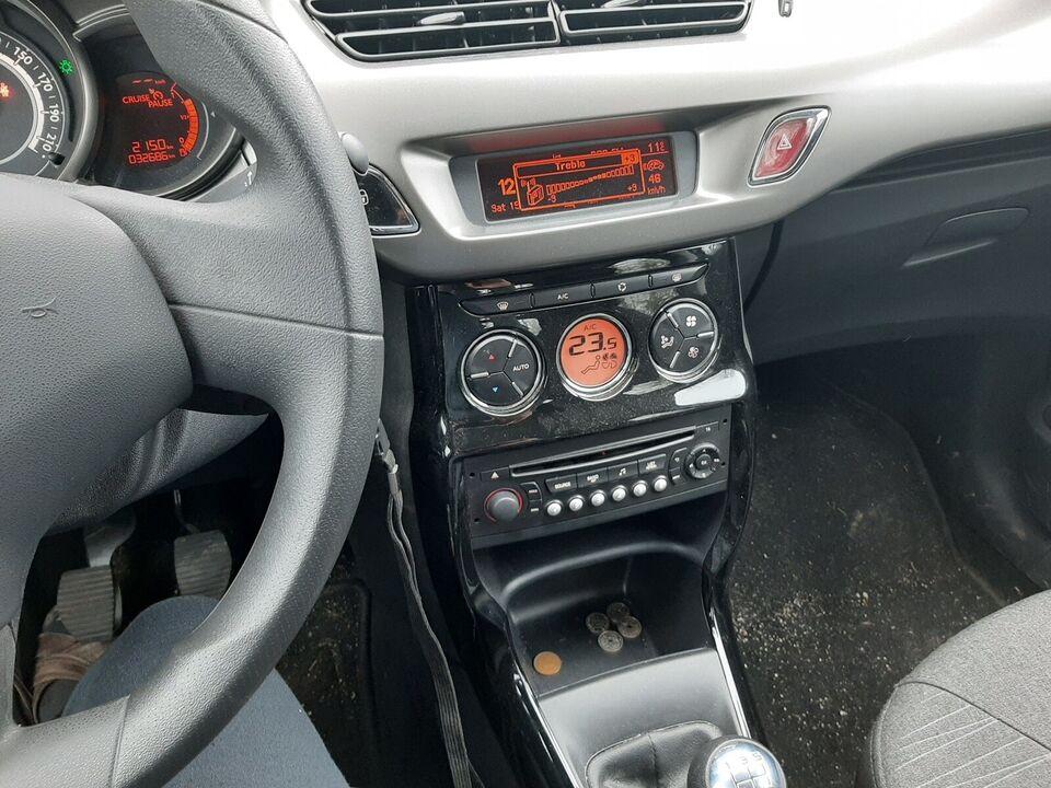 Citroën C3, 1,2 PT 82 Feel Complet, Benzin