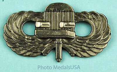CHAIR BORNE Paratrooper Jump Wing Badge CHAIRBORNE Retired Pin   eBay